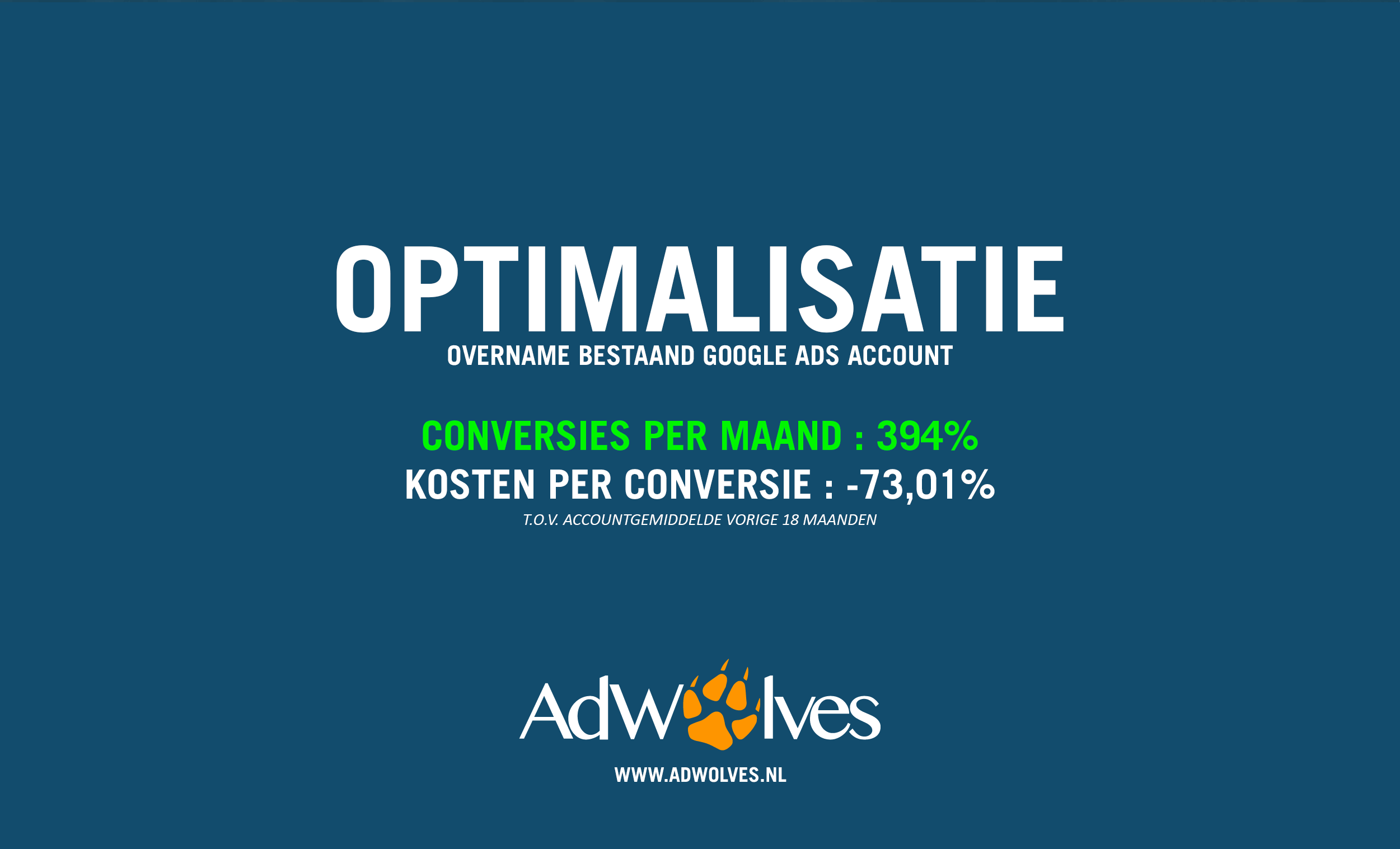 google ads optimaliseren meer resultaat